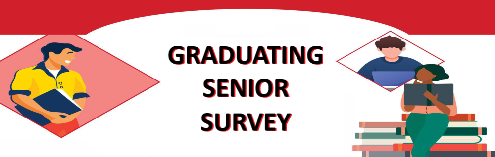 May 2020 Graduating Senior Survey Header Image