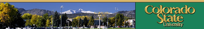 Colorado State University First Destination Survey 2018-2019 Header Image